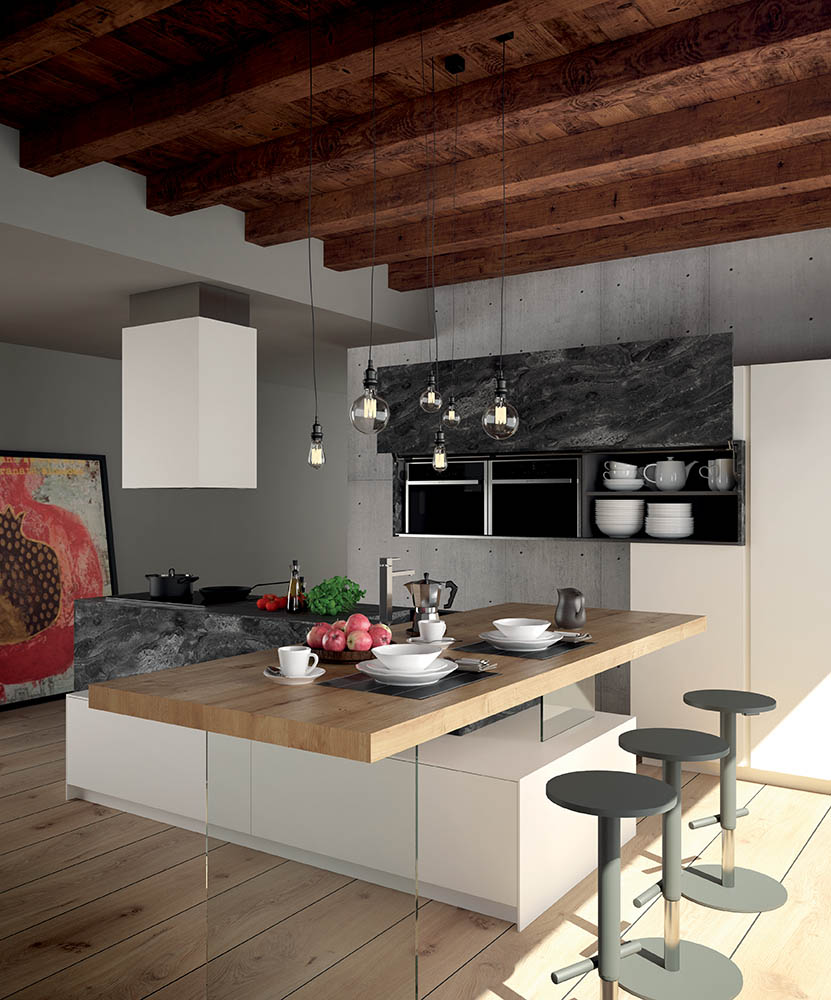 Cucine con isola: Scegli lo stile moderno per la tua cucina ...