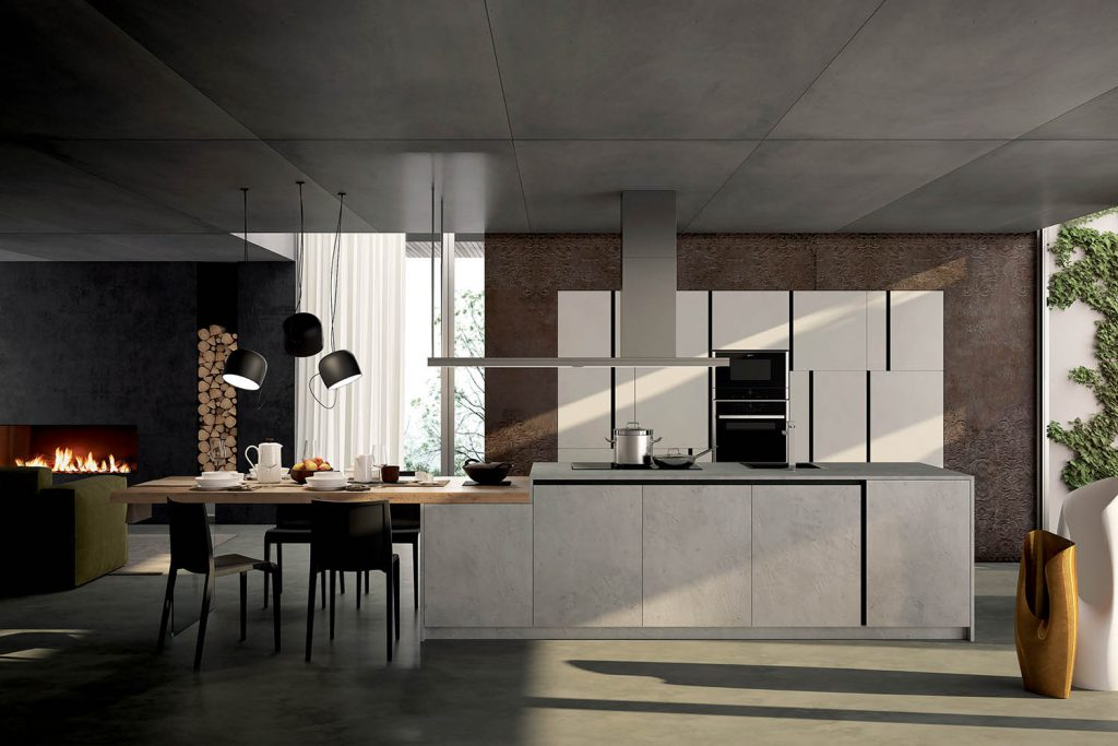 Cucine Moderne Isola