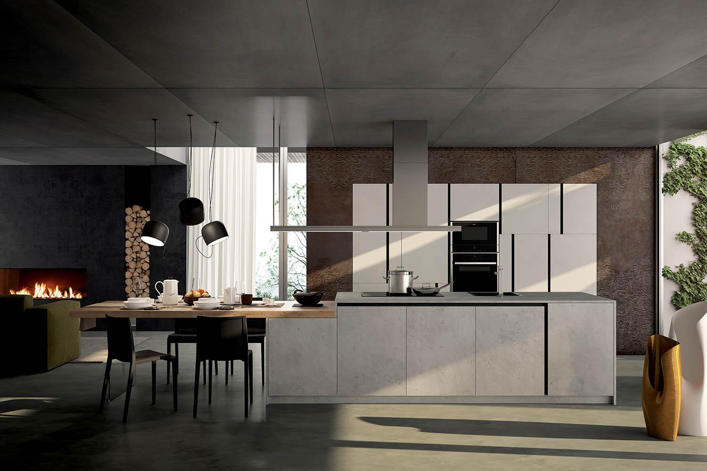 Cucine D Arredo Moderne.Cucine Scegli Lo Stile Classico O Moderno Per La Tua Cucina Genesin